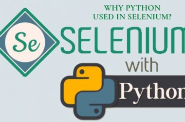 Reasons for Why Python is used in Selenium?